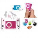 MP3 player con clip